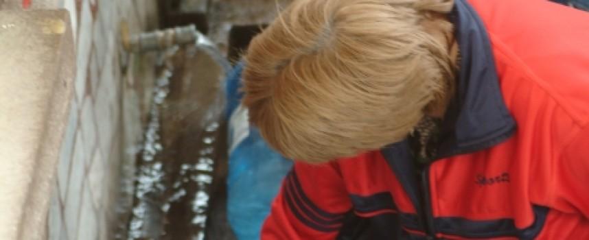 Наливай вода в Брацигово през делничен ден