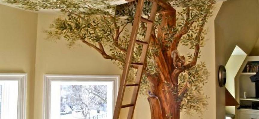 Научете децата на родолюбие с родословно дърво