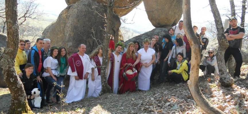 Орфисти стягат празник на равноденствието