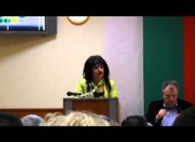 Позицията на гражданите изразена от Любка Кискинова на днешната сесия/видео/