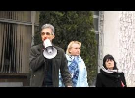 Протестърите: Не мразим никого, искаме спокойствие