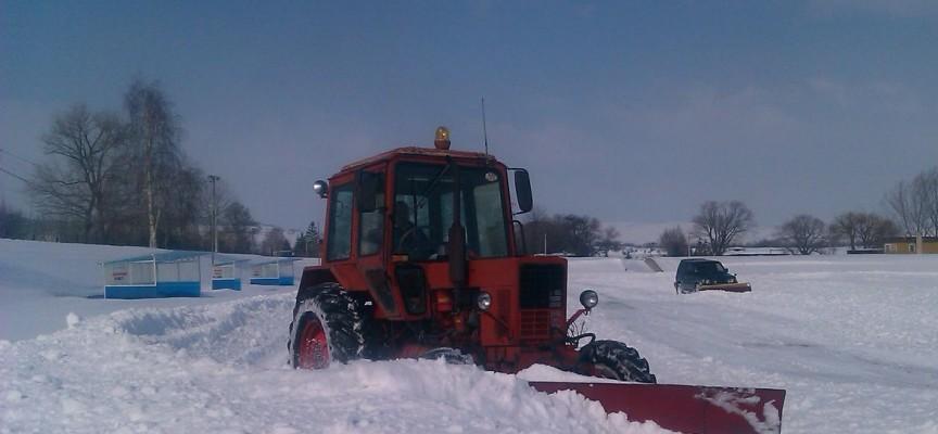 Снегът отложи всички мачове днес