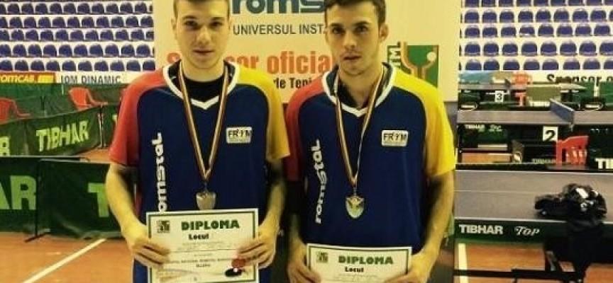 Добрата новина: Асарелец спечели първенството на Румъния на двойки
