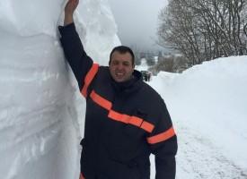 Губернаторът се отчете за дейността по бедствия и аварии