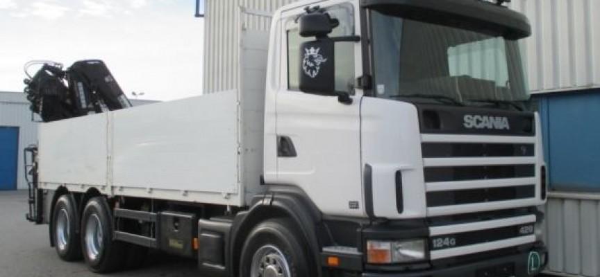 Абсурди: Откраднаха ми камиона в Германия, намерих си го в Казанлък, продадоха го в Латвия