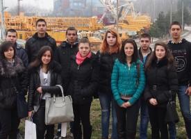 """13 панагюрски ученици поеха ръководството на """"Асарел-Медет""""АД за ден"""