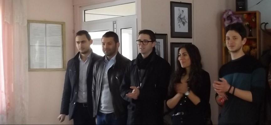 Ротаракт клуб Пазарджик кани кръводарители на Тортата