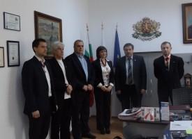 Тамплиерите направиха дарение в Пазарджик и Пещера