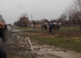 Отводняват в шест села край Марица