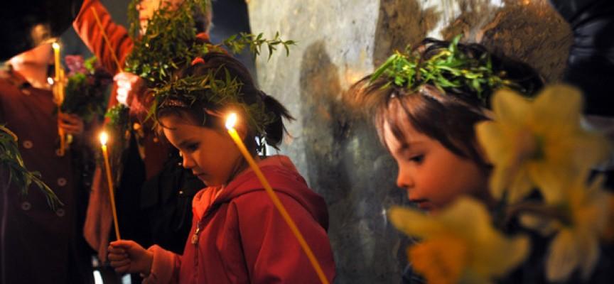 3798 празнуват Цветница в общината
