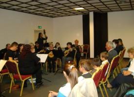 Мандолините с концерт в памет на Елена Генова