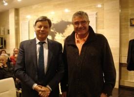 Твоята новина: Представиха книгата на Иван Белопитов в Панагюрище