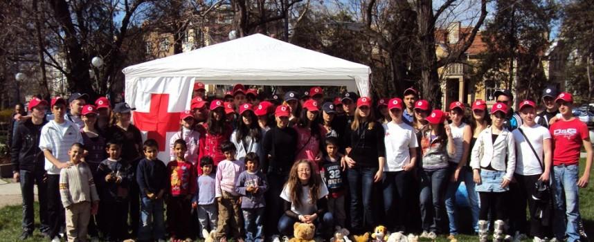 УТРЕ: Села от областта дариха яйца за Великденската акция на БЧК и БМЧК – Пазарджик