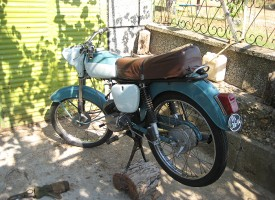Пиян симеоновец кара мотопед без табели