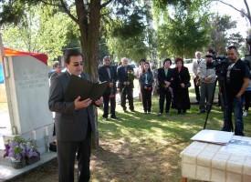 Арменската общност в Пазарджик отбеляза годишнината от геноцида