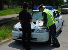 В Септември и Панагюрище: Двама друсани шофьори си докараха незабавни производства