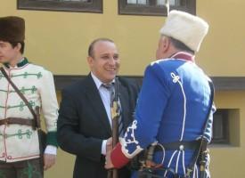 В Панагюрище: Никола Белишки отбелязва триумф