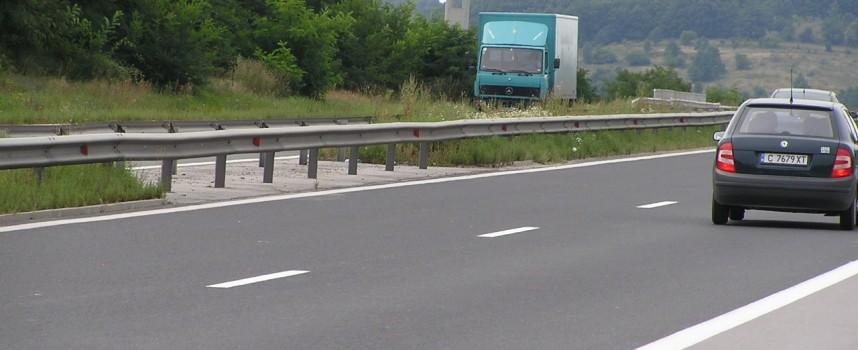 Мъж от Стамболийски пострада при катастрофата на магистралата