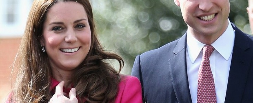 Кейт Мидълтън дари Англия с момиче