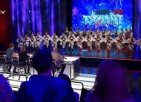 """""""Чудесия"""" стигна до полуфинала на """"България търси талант"""" децата ни чакат подкрепа"""