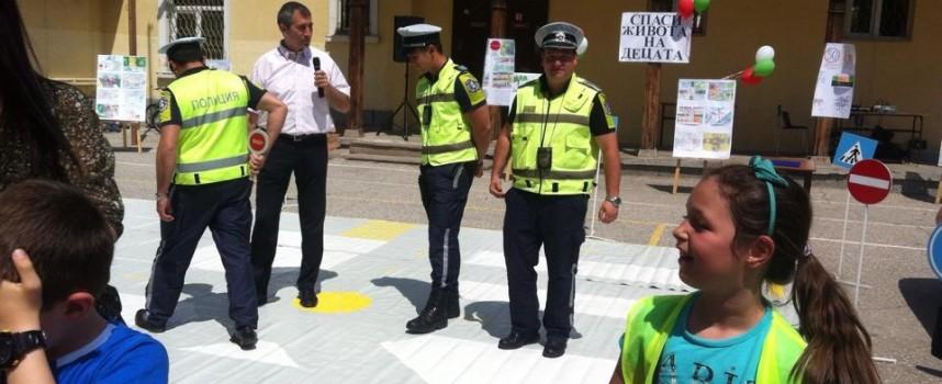 4 детски полицейски управления откриваме в Пазарджик, Пещера, Панагюрище и Септември