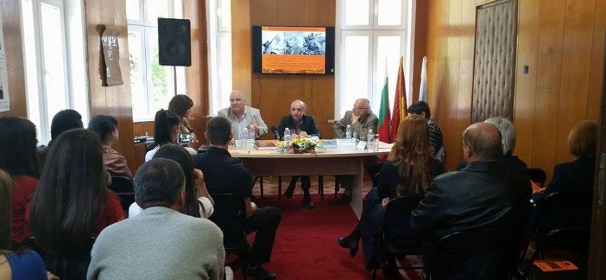 """Асоциация """"Витязи – Хан Аспарух"""" организира Кръгла маса с историци"""