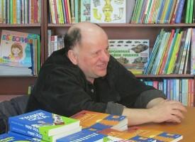На 12 май: Среща с Михаил Вешим