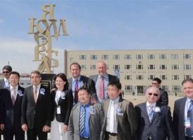 Спас Киричев направи откритият днес паметник на кирилицата в Монголия