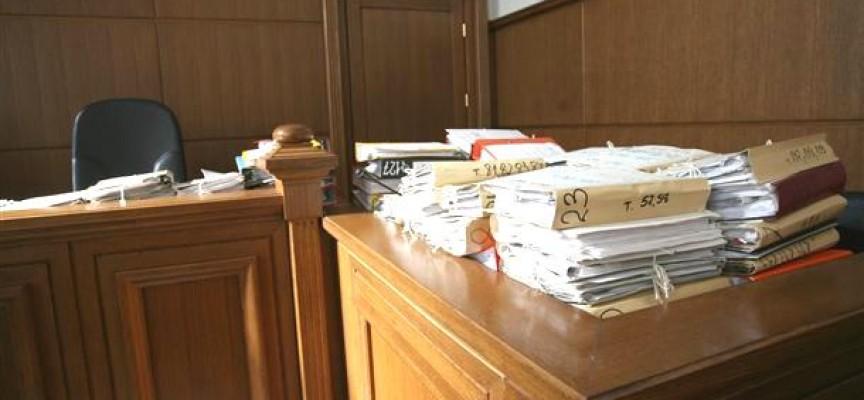 Съдия от Окръжен съд е с положителна проба, отварят сградата в понеделник