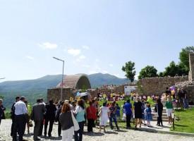 Георги Козарев: Дарители направиха Инфоцентъра на Перистера в Пещера