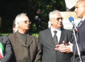 Разкази от Рим: Проф. Величко Минеков е автор на паметника на Иван Вазов във Вечния град