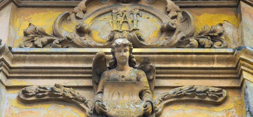 Арт идея, арт алея: Ангели над Пазарджик