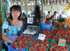 На пазара: От левче до три плащаме за килограм череши