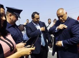 Шефът на КАТ резна лентата на новия мост над Луда Яна