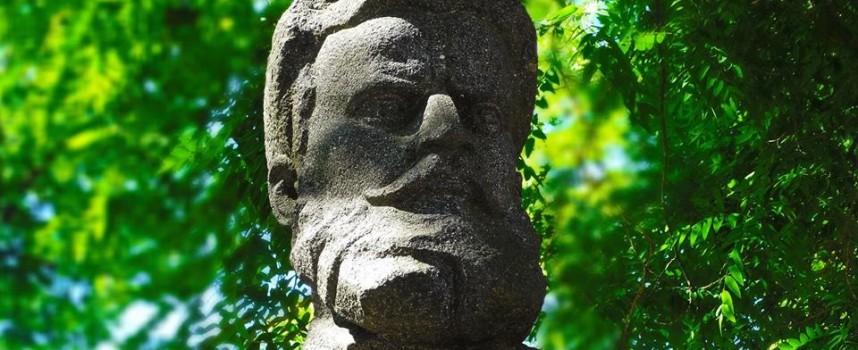 """Ботев пише """"Хаджи Димитър"""" в дома на пещереца Атанас Горов в Гюргево"""