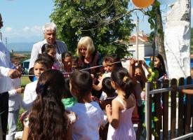 Боримечково се хвали с детска площадка