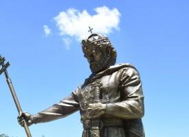Президентът открива паметник на Самуил, фейсбук го взе на подбив