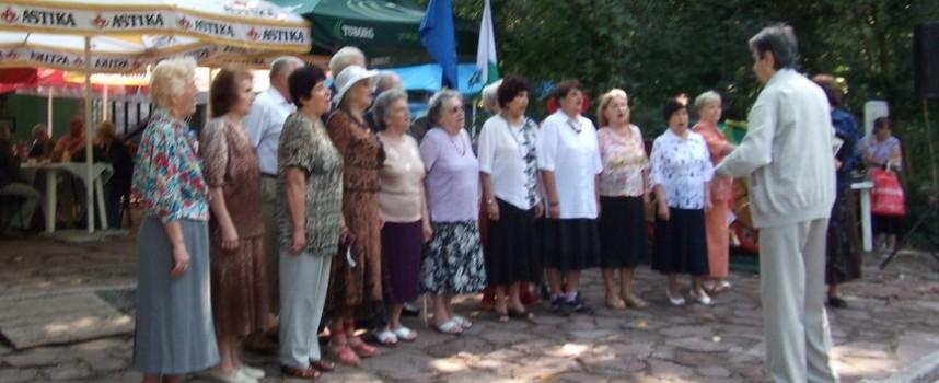 Утре: 2 900 пенсионери празнуват на Добра вода