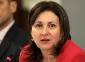 Шефката на МВР Румяна Бъчварова се срещна с комисар Йордан Рогачев
