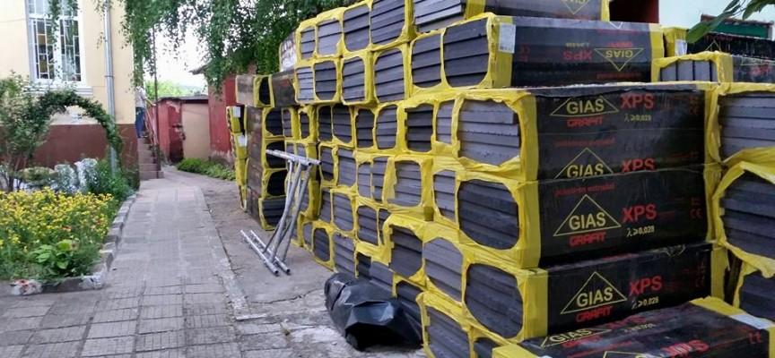 """Ремонт """"облича"""" стените и покрива на община Лесичово"""