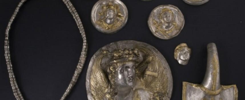 Съкровището от Равногор заминава за Норвегия