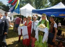 Пазарджиклийка ни представи на Волжки събор в София