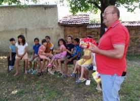 """В Лесичово: Стартира инициативата """"Хайде да четем в парка"""""""