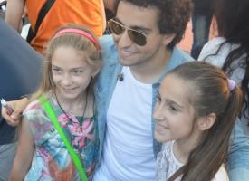 Твоята новина: Рафи зарадва пазарджиклии, днес пее в Хасково