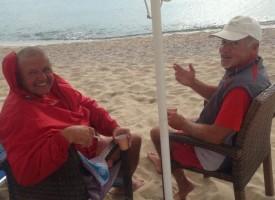 Спасители на плажа: Актьорът Сашо Пасков влезе в нова роля