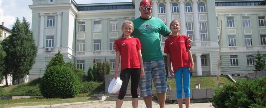 """5 медала и 3 отборни купи  за """"Шампион"""" от Държавното по модерен петобой в Шумен"""