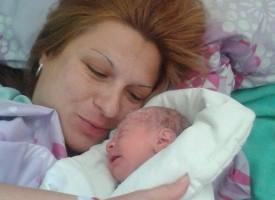 Щъркелът донесе днес: Мария от Пазарджик