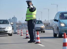 Пътна полиция започва проверки за обезопасителни колани и каски на мотористите