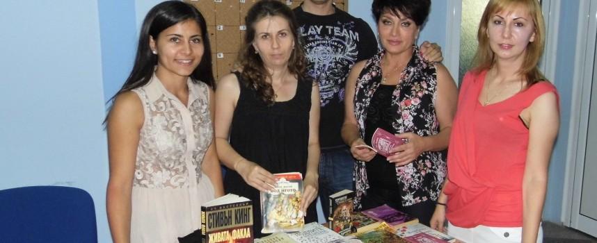 Младите и жените в ГЕРБ събраха 4000 книги за читалищата