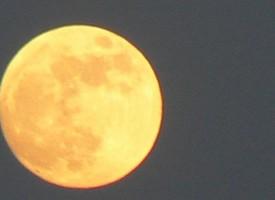 """Вижте тази вечер """"Синята Луна"""""""